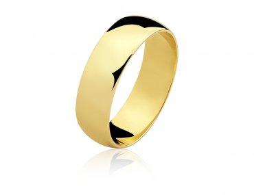 Alianças ouro 18K Amarelo 8