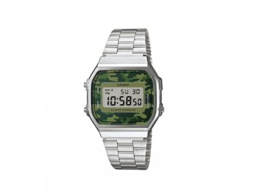 Relógio Casio Vintage A168WEC-3DF