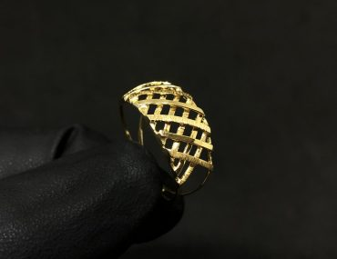 Anel Ouro 18K 1