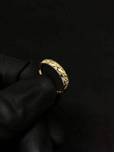 Anel Ouro 18K 3