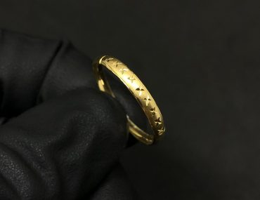 Anel Ouro 18K 2