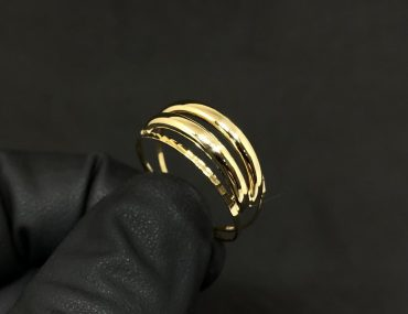 Anel Ouro 18K 7